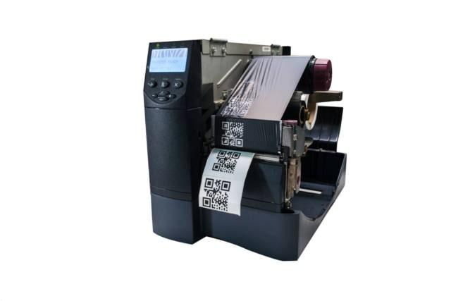 Etykiety termotransferowe podczas drukowania